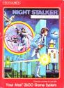 Night Stalker Atari cartridge scan