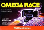Omega Race Atari instructions