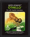 Othello Atari cartridge scan