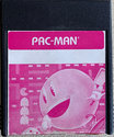 Pac-Man Atari cartridge scan