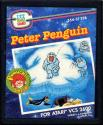 Peter Penguin Atari cartridge scan