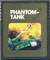 Phantom-Tank Atari cartridge scan