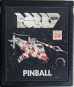 Pinball Atari cartridge scan