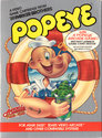 Popeye Atari cartridge scan