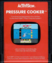 Pressure Cooker Atari cartridge scan
