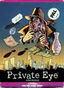 Private Eye Atari cartridge scan