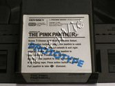 Pursuit of the Pink Panther Atari cartridge scan