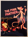 Pursuit of the Pink Panther Atari instructions