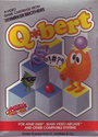 Q*bert Atari cartridge scan