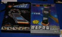 Repro Game Kit / Repro Cart / Repro Vision System Atari cartridge scan