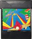 River Raid 151 Atari cartridge scan