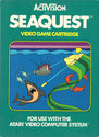 Seaquest Atari cartridge scan
