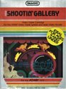 Shootin' Gallery Atari cartridge scan