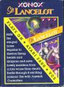 Sir Lancelot Atari cartridge scan