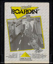 Skate Boardin' Atari cartridge scan