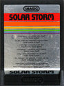 Solar Storm Atari cartridge scan