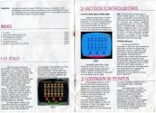 Space Invaders (Invasores do Espaço) Atari instructions