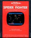 Spider Fighter Atari cartridge scan