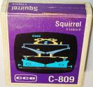 Squirrel - O Esquilo Atari cartridge scan