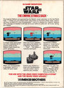 Star Wars - The Empire Strikes Back Atari cartridge scan