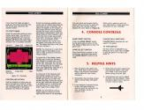 SwordQuest - EarthWorld Atari instructions