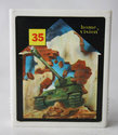 Tanks War Atari cartridge scan