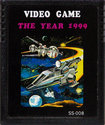 Year 1999 (The) Atari cartridge scan
