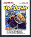 Up'n Down Atari cartridge scan