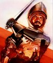 Warlords Atari cartridge scan