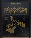 Zaxxon Atari cartridge scan