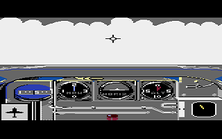 Ace Of Aces atari screenshot