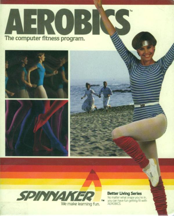 Atari 400 800 Xl Xe Aerobics Scans Dump Download