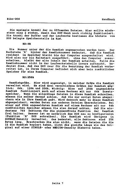 Atari 400 800 Xl Xe Bibo Dos Scans Dump Download Screenshots