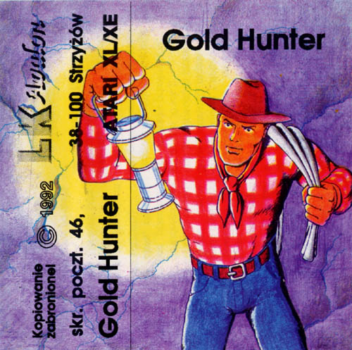 gold hunter game