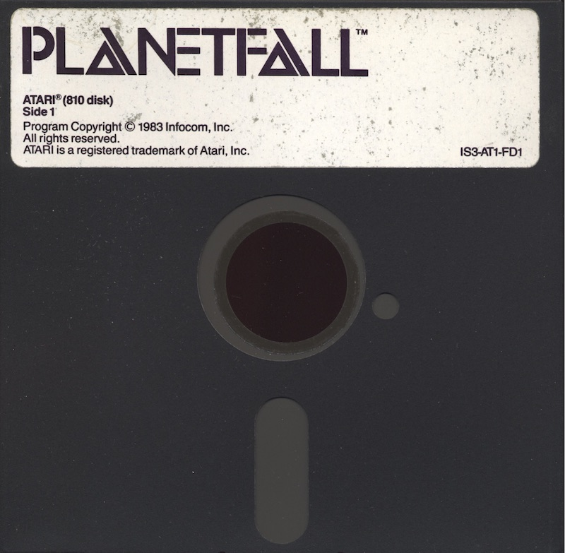 atari 400 800 xl xe planetfall   scans  dump  download