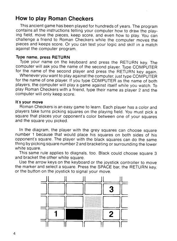 Reversi strategy pdf