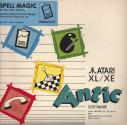 Spell Magic Atari disk scan