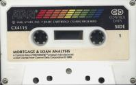 Mortgage & Loan Analysis Atari tape scan