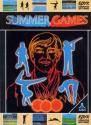 Summer Games Atari disk scan