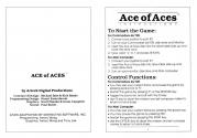 Ace of Aces Atari instructions