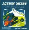 Action Quest Atari disk scan