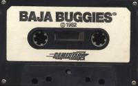 Baja Buggies Atari tape scan