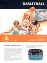 Basketball Atari instructions