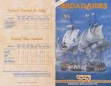 Broadsides Atari instructions