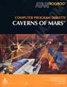Caverns of Mars Atari disk scan