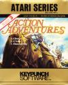 Action Adventures Atari disk scan