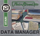 Data Manager Atari disk scan
