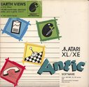 Earth Views Atari disk scan