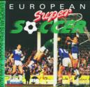 European Super Soccer Atari disk scan