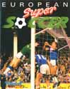 European Super Soccer Atari tape scan